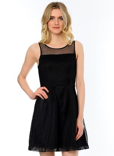 Only Sırt Dekolteli Elbise